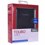 WD Touro 500GB