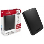 Toshiba Canvio Basics 3.0 1 TB Portable Hard Drive
