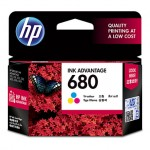 Tinta HP 680 Color
