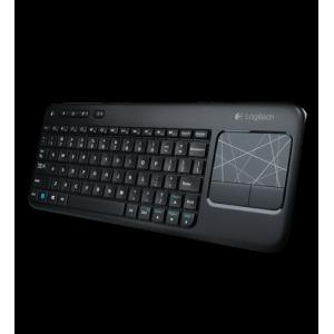 Keyboard  Trackpad Logitech Wireless k400r